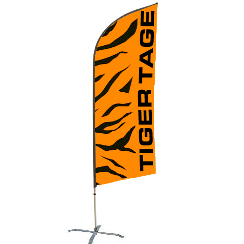 TIGER DAY flag