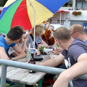 ESSO 145 Deutsches Derby Meeting Hamburg 05-07-14 17 © TIGER-OFFICE.NET