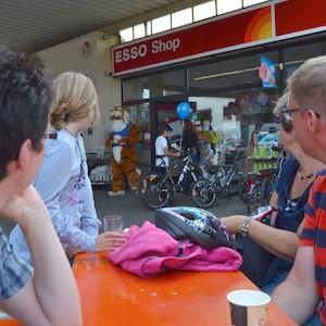 ESSO Station Wehye Strassenfest 07-09-14 4 © TIGER-OFFICE.NET