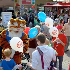 ESSO Station Wehye Strassenfest 07-09-14 5 © TIGER-OFFICE.NET