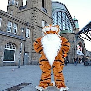 ESSO TIGER ToonWalk Nürnberg 31-01-15 1 © TIGER-OFFICE.NET
