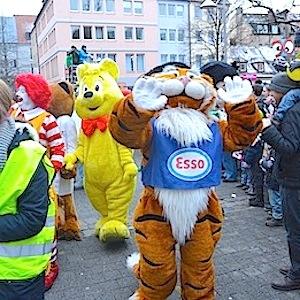 ESSO TIGER ToonWalk Nürnberg 31-01-15 11 © TIGER-OFFICE.NET