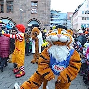 ESSO TIGER ToonWalk Nürnberg 31-01-15 12 © TIGER-OFFICE.NET