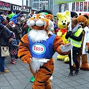ESSO TIGER ToonWalk Nürnberg 31-01-15 14 © TIGER-OFFICE.NET