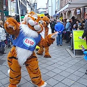 ESSO TIGER ToonWalk Nürnberg 31-01-15 15 © TIGER-OFFICE.NET