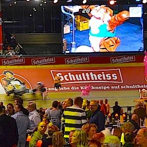 ESSO Weltpokal der Steher 6 Tage Rennen Berlin 25-01-15 9 © TIGER-OFFICE.NET