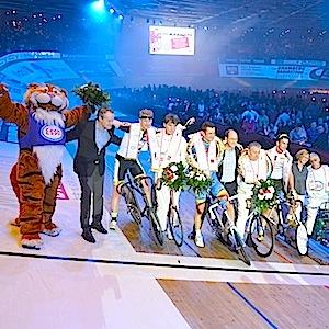 ESSO Weltpokal der Steher 6 Tage Rennen Berlin 27-01-15 9 © TIGER-OFFICE.NET