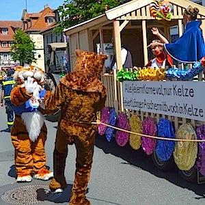 ESSO Station Hofgeismar Strassenfest Festzug Hessentag 2015 07-06-15 18 © TIGER-OFFICE.NET