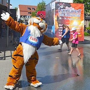 ESSO Station Hofgeismar Strassenfest Festzug Hessentag 2015 07-06-15 46 © TIGER-OFFICE.NET