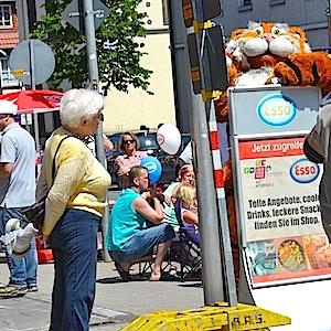 ESSO Station Hofgeismar Strassenfest Festzug Hessentag 2015 07-06-15 9 © TIGER-OFFICE.NET